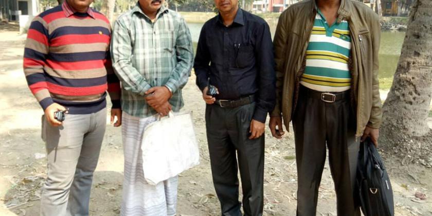 শৈলকুপায় ভ্রাম্যমাণ আদালতে মাদক ব্যবসায়ীর কারাদন্ড