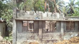 কালীগঞ্জে হত্যাকান্ডকে কেন্দ্র করে চলছে বাড়ীঘর ভাংচুর
