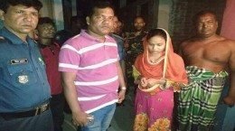 কালীগঞ্জে এক কিশোরী নিজের বাল্য বিবাহ প্রতিরোধ করলো