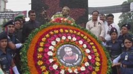 নানা কর্মসুচির মধ্য দিয়ে ঝিনাইদহে পালিত হচ্ছে জাতীয় শোক দিবস