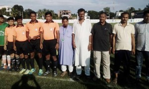 কোয়াটার ফাইনালে কালীগঞ্জের সিমলা রোকনপুর ইউনিয়ন